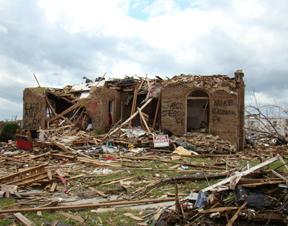 tornado, property